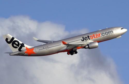 самолет Jetstar Airways